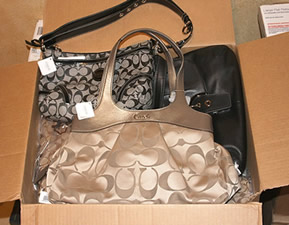 designer coach diaper bags x4zp  Designer handbags are among the most sought after liquidation items The  market is full of counterfeit merchandise that can wind up losing you  money,