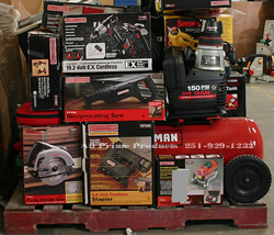 Surplus Tools and Closeouts Wholesale Lots shelf pulls