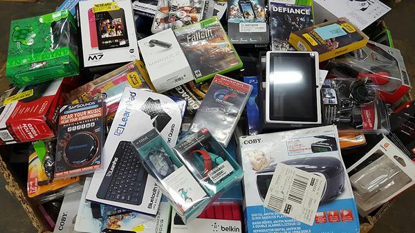 Allprimeproducts com - Closeouts - electronics pallets